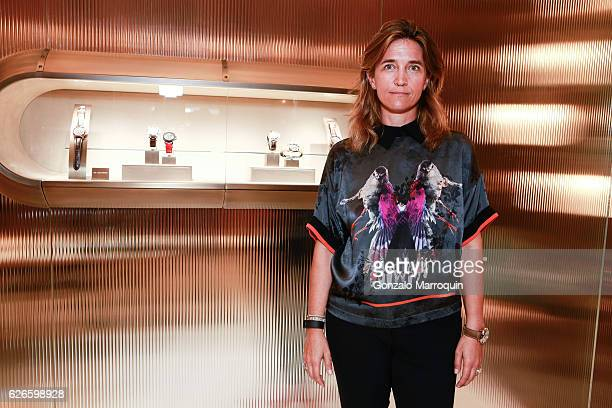 Vanessa Von Bismarck at the Angelo Bonati Celebrates SHoP Architects the Winner of the 2016 Panerai Design Miami Visionary Award on November 29 2016...