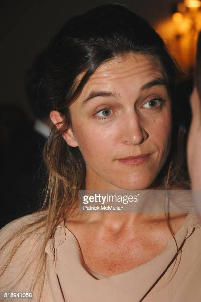 Vanessa von Bismarck attends A PRIVATE EVENING benefiting THE AGA KHAN FOUNDATION at Payne Whitney Mansion on May 13 2010 in New York City