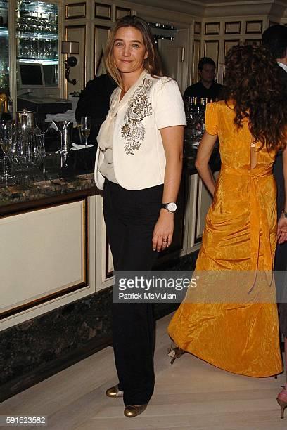 Vanessa von Bismarck attends JIM GOLD of BERGDORF GOODMAN hosts a Dinner to Celebrate the Opening of their New Restaurant 'BG' at BG on November 17...