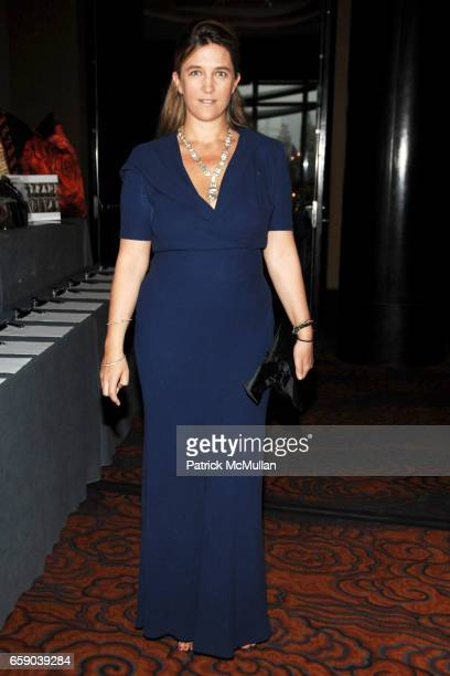Vanessa Von Bismarck attends NEW YORKERS FOR CHILDREN Sixth Annual Spring Dinner Dance 'New Year's in April A Fool's Fete' at Mandarin Oriental on...