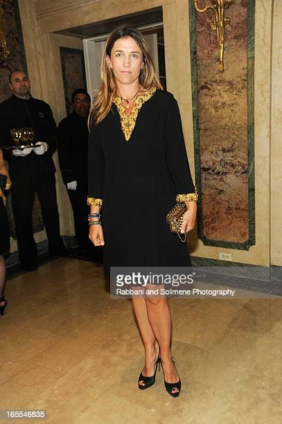 Vanessa Von Bismarck attends the 2013 Henry Street Settlement Spring Gala Dinner Dance at The Plaza Hotel on April 4 2013 in New York City
