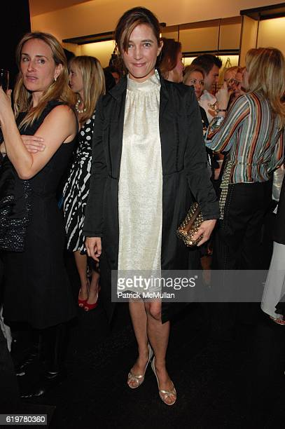 Vanessa Weiner Von Bismarck attends Ungaro Hosts the Kickoff of New Yorkers for Children's Spring Gala New Years In April A Fool's Fete at Emanuel...
