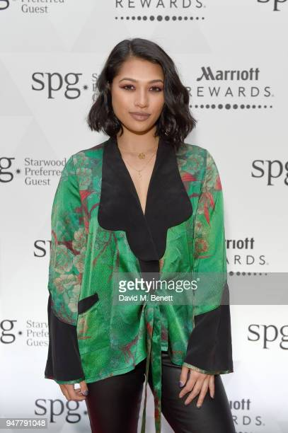 Vanessa White attends as Marriott International celebrates worldclass loyalty programme with event including exclusive performance from Rag'n'Bone...