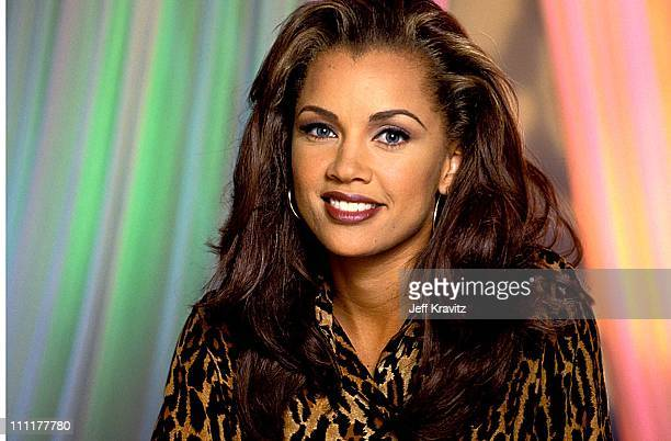 vanessa williams at the taping of her vh1 show ストックフォトと画像