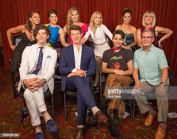 Vanessa Williams America Ferrera Rebecca Romijn Judith Light Ana Ortiz Ashley Jensen Michael Uri Eric Mabius Mark Indelicato and Tony Plana attend...