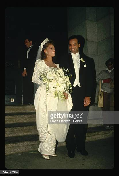 Vanessa Williams and Her New Husband