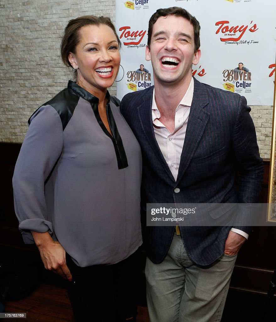 Michael Urie Portrait Unveiling And Birthday Party