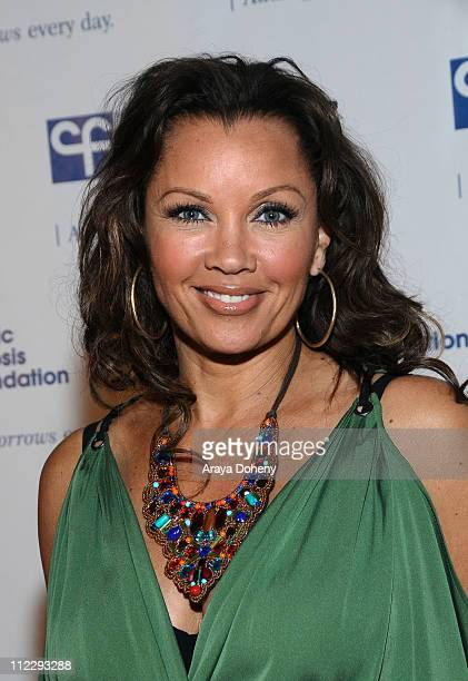 Vanessa Williams Attend The Desperate Housewives Goes Up For Auction At A Block Party