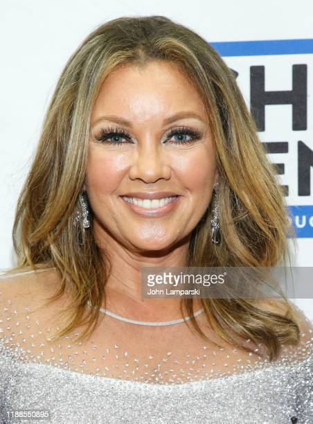 Vanessa Williams attends Sheen Center presents Vanessa Williams & Friends: thankful for Christmas with guests Norm Lewis, Michael Urie, and Bernie...