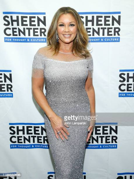 Vanessa Williams attends Sheen Center presents Vanessa Williams Friends thankful for Christmas with guests Norm Lewis Michael Urie and Bernie...