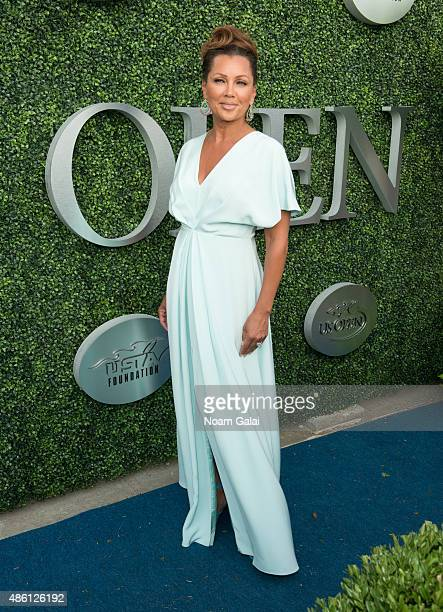Vanessa Williams attends the 15th annual USTA opening night gala at USTA Billie Jean King National Tennis Center on August 31 2015 in New York City