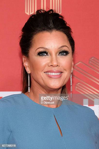 Vanessa Williams attends the 2016 VH1 Divas Holiday: Unsilent Night at Kings Theatre on December 2, 2016 in the Brooklyn borough of New York City.