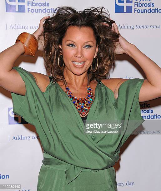 Vanessa Williams Attends The Block Party On Wisteria Lane Benefiting The Cystic Fibrosis Foundation