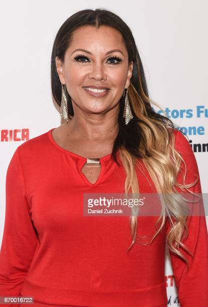 Vanessa Williams attends the Concert For America Stand Up Sing Out at Town Hall on April 18 2017 in New York City
