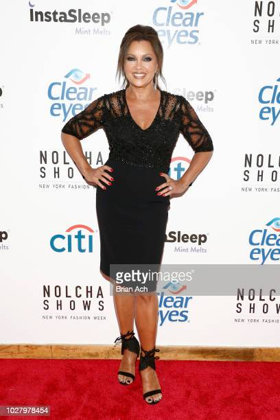Vanessa Williams attends the Nolcha Shows during New York Fashion Week Spring/Summer 2019 on September 6 2018 in New York City