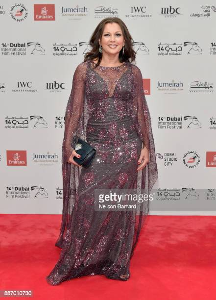 Vanessa Williams attends the Opening Night Gala of the 14th annual Dubai International Film Festival held at the Madinat Jumeriah Complex on December...