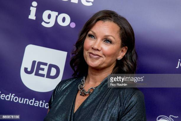 Vanessa Williams attends the 'Right Before I Go' Benefit performance at Town Hall on December 4 2017 in New York City