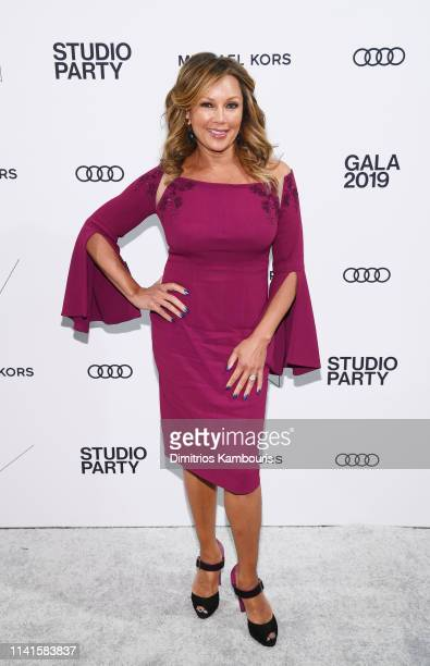 Vanessa Williams attends the Whitney Museum Of American Art Gala + Studio Party at The Whitney Museum of American Art on April 09, 2019 in New York...