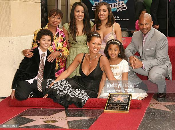 Vanessa Williams children and brother Chris Williams
