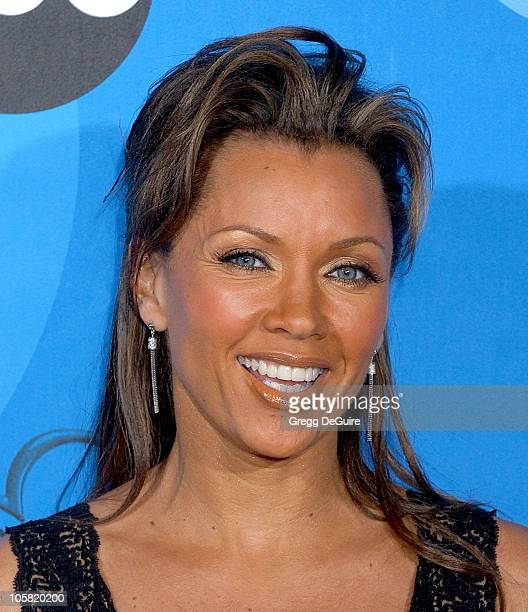 Vanessa Williams during ABC All Star Party 2006 Arrivals at Rose Bowl in Pasadena California United States