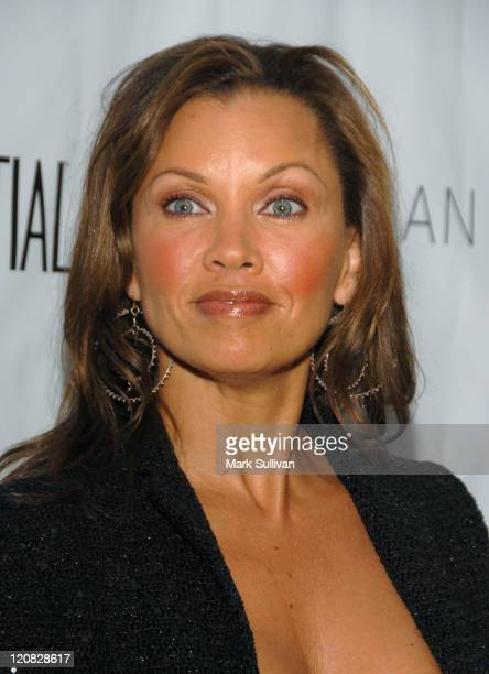 Vanessa Williams during Los Angeles Confidential Magazine in Association with Morgans Hotel Group Celebrates the 2007 Oscars with Forest Whitaker Rob...