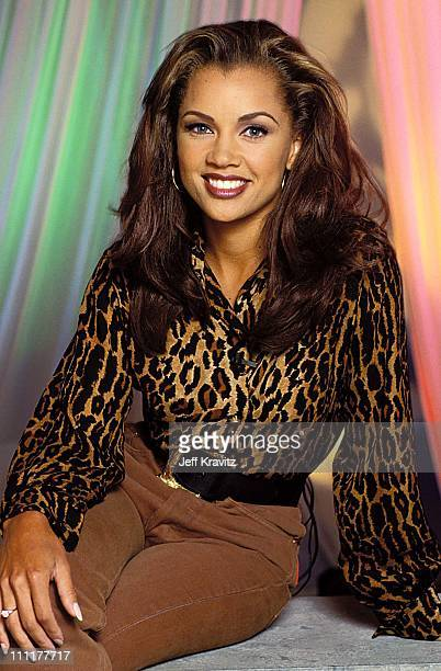 Vanessa Williams during Vanessa Williams at the taping of her VH1 show