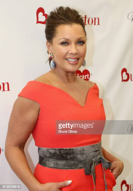 Vanessa Williams poses at The 7th Annual #KnockOutHeartDisease Campaign Launch at Burlington Union Square on February 6, 2018 in New York City.