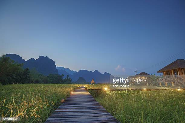 Vang Vieng, North Laos