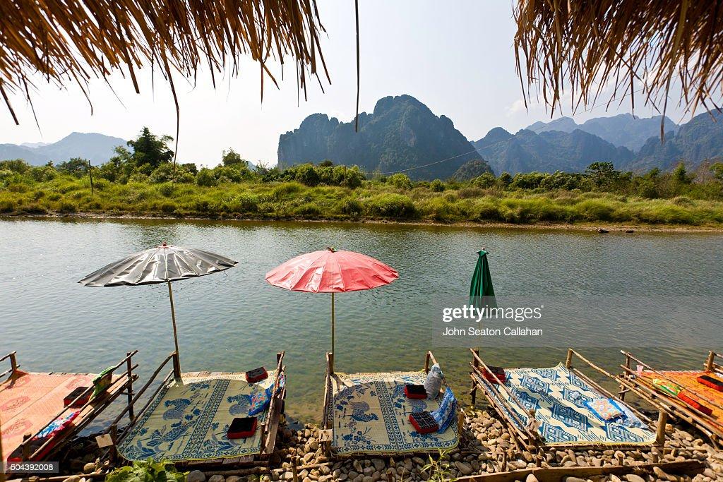 Vang Vieng : Stock Photo
