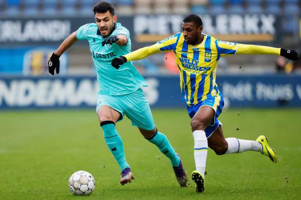 NLD: RKC Waalwijk v Willem II - Dutch Eredivisie