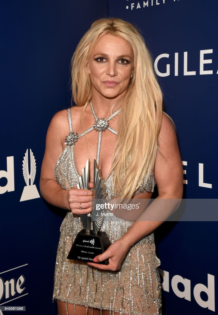 29th Annual GLAAD Media Awards Los Angeles - Backstage : Fotografia de notícias