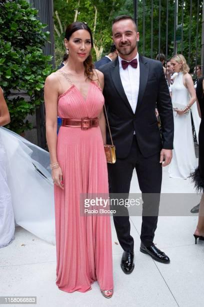 Vania Millan is seen arriving at 'Yo Dona' International Awards 2019 at ThyssenBornemisza Museum on June 24 2019 in Madrid Spain