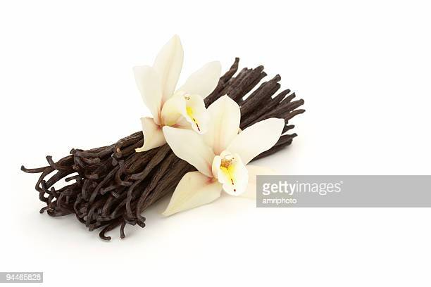 vanilla flowered