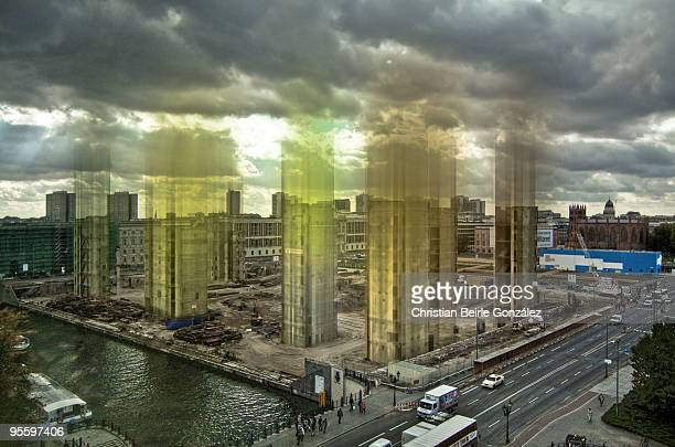 vanishing history - christian beirle stock pictures, royalty-free photos & images