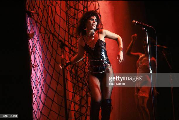 Vanity 6 on 12/9/82 in Chicago Il