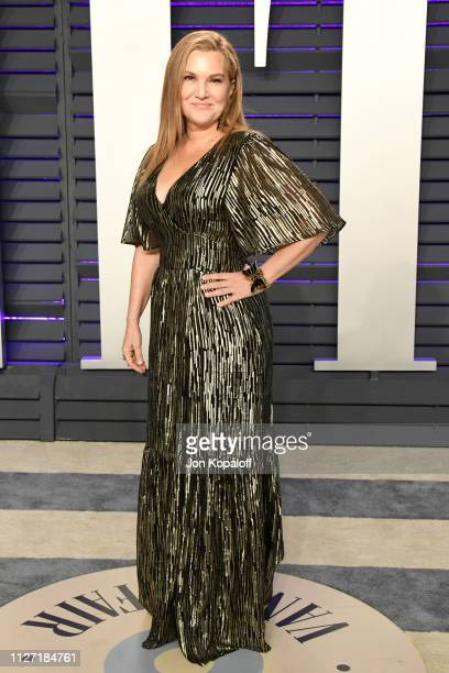 Vanity Fair Executive West Coast Editor Krista Smith attends the 2019 Vanity Fair Oscar Party hosted by Radhika Jones at Wallis Annenberg Center for...