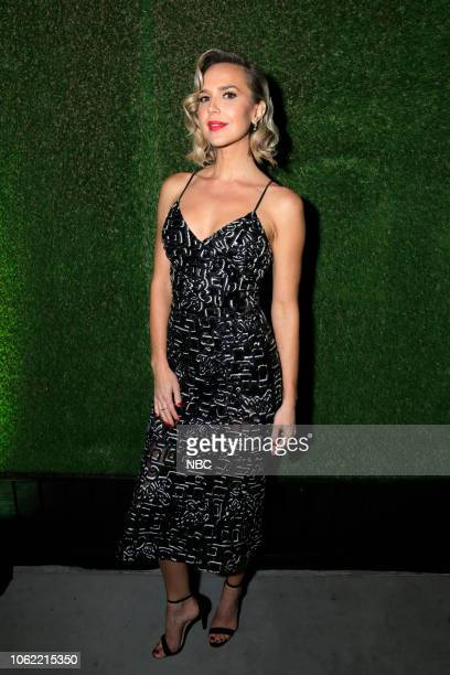 """EVENTS – """"NBC Vanity Fair NBC Primetime Party"""" at The Henry in Los Angeles November 15th 2018 Pictured Arielle Kebbel 'Midnight Texas'"""