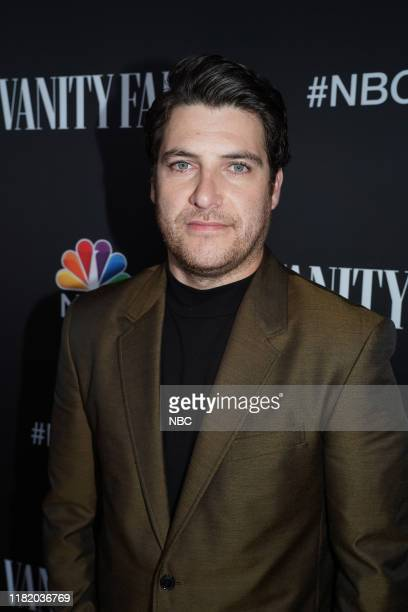 EVENTS NBC Vanity Fair Primetime Party Pictured Adam Pally Indebted at The Henry in Los Angeles CA on November 11 2019