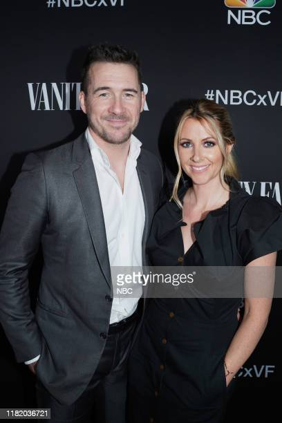 EVENTS NBC Vanity Fair Primetime Party Pictured Barry Sloane Bluff City Law at The Henry in Los Angeles CA on November 11 2019