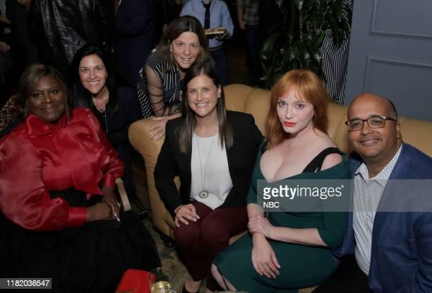 EVENTS NBC Vanity Fair Primetime Party Pictured Retta Good Girls Tracey Pakosta CoPresident Scripted Programming NBC Entertainment JoAnn Alfano...