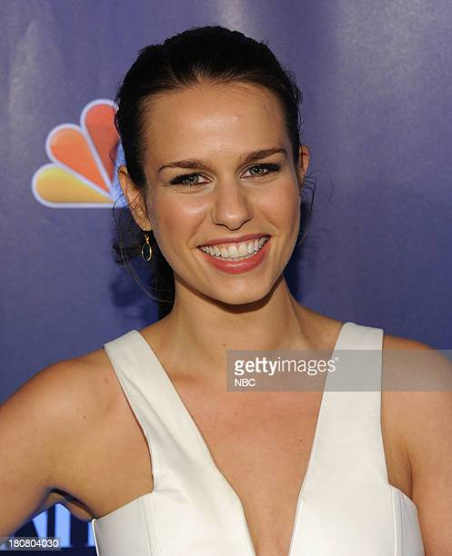 EVENTS 'NBC Vanity Fair Toast the 2013 Launch' Pictured Ana Nogueira 'The Michael J Fox Show' arrives at the NBC Vanity Fair Toast the 2013 Launch...