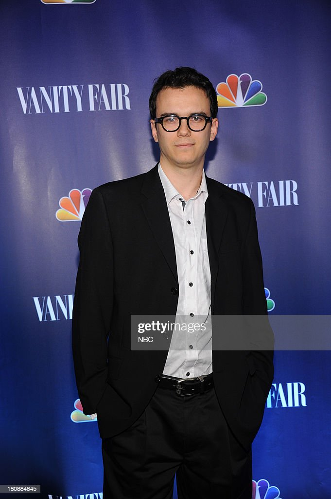 EVENTS -- 'NBC & Vanity Fair Toast the 2013 Launch' -- Pictured: Conor Romero 'The Michael J. Fox Show' arrives at the NBC & Vanity Fair Toast the 2013 Launch party at Top of The Standard in New York City on Monday, September 16, 2013--