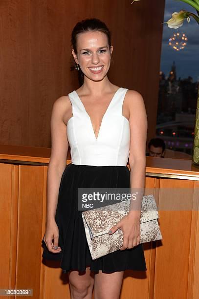 EVENTS 'NBC Vanity Fair Toast the 2013 Launch' PicturedAna Nogueira 'Michael J Fox Show' Jack Gore 'Michael J Fox Show' during the NBC Vanity Fair...