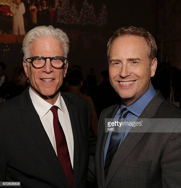 EVENTS NBC Vanity Fair Toast the 20162017 TV Season at NeueHouse Hollywood in Los Angeles on Wednesday November 2 2016 Pictured Ted Danson The Good...