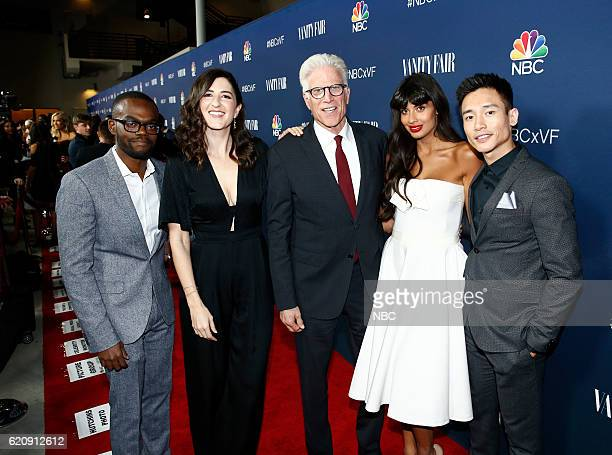 EVENTS 'NBC Vanity Fair Toast the 20162017 TV Season' at NeueHouse Hollywood in Los Angeles on Wednesday November 2 2016 Pictured William Jackson...