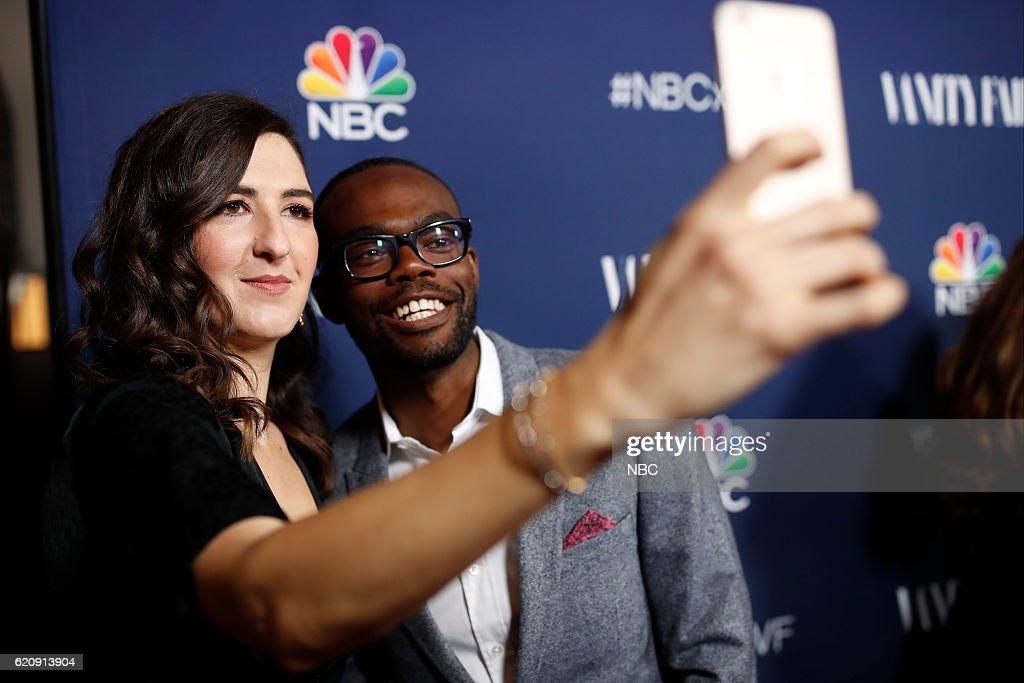 NBCUniversal Events - Season 2016 : News Photo