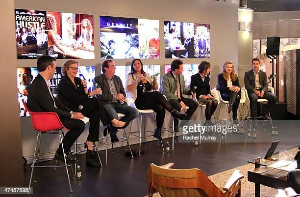 Vanity Fair's Digital Director Mike Hogan IndieWIRE Anne Thompson Deadline's Peter Hammond Founder/Editor AwardsDaily Sasha Stone Vulture Senior...