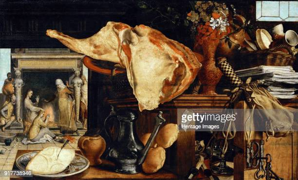 Vanity Still Life Found in the Collection of Art History Museum Vienne