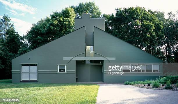 Vanna Venturi House in Chestnut Hill Philadelphia Pennsylvania