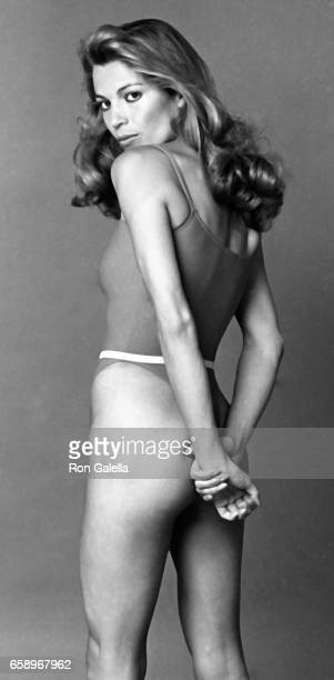 Vanna White attends Exclusive Photo Session on April 26 1984 in Los Angeles California